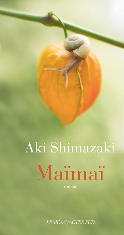 Aki Shimazaki, Maïmaï