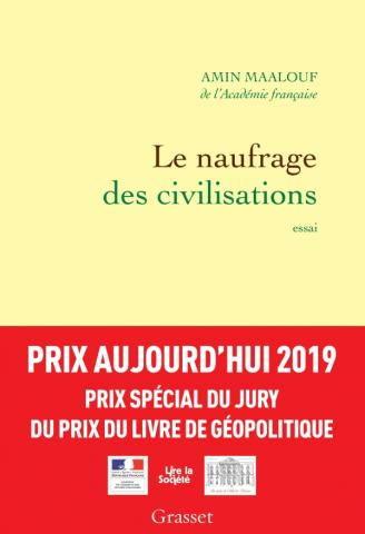 Amin Maalouf, Le Naufrage des civilisations