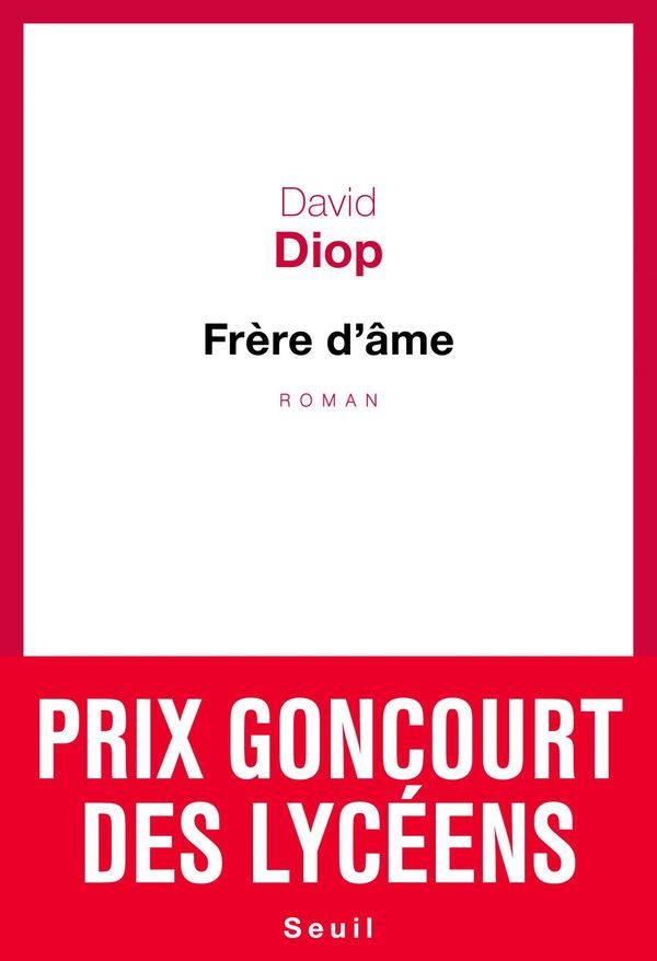 David Diop, Frère d'âme