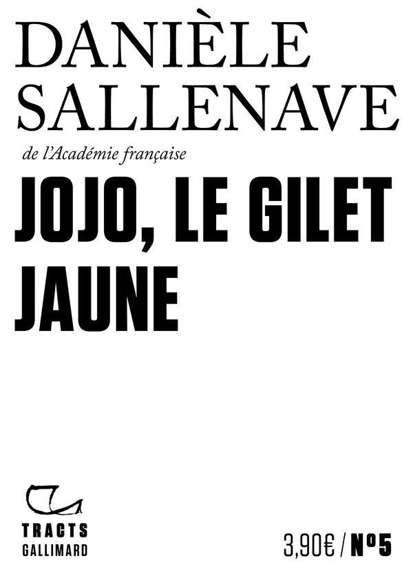 Danièle Sallenave, Jojo, le gilet jaune