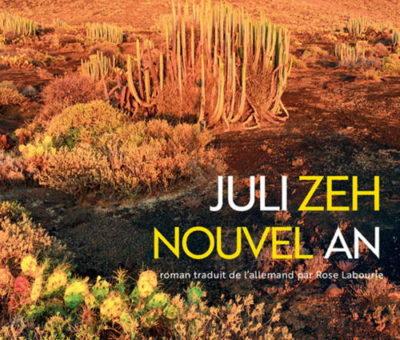 Juli Zeh, Nouvel an
