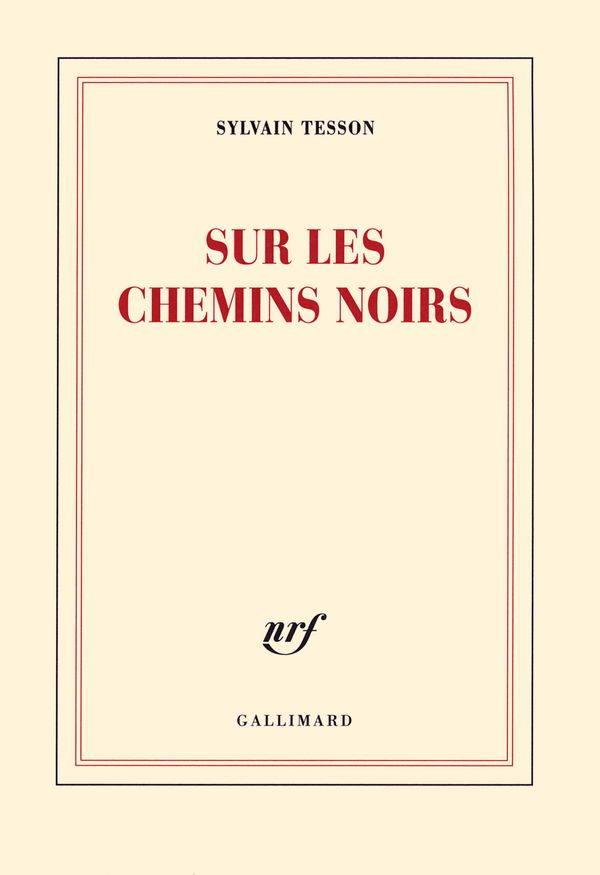 Sylvain Tesson, Sur les chemins noirs