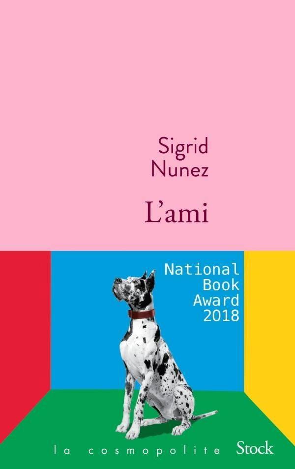 Sigrid Nunez, L'Ami