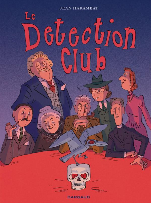 Jean Harambat, Le Détection Club