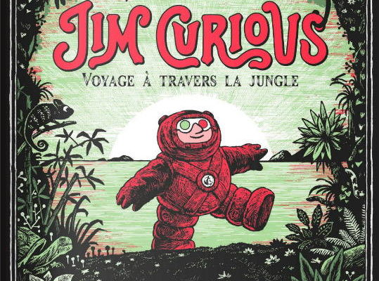 Matthias Picard, Jim Curious, voyage à travers la jungle