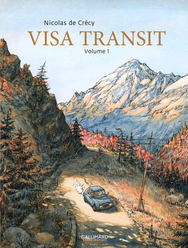 Nicolas de Crécy, Visa Transit