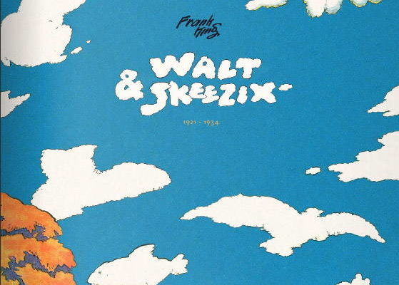 Walt & Skeezix, Frank King