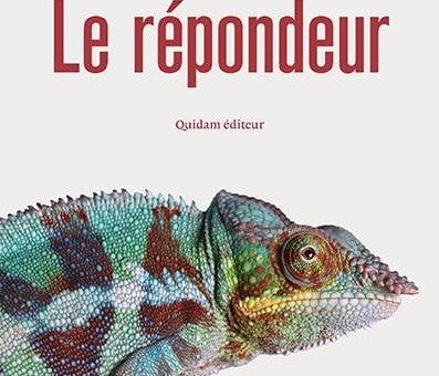 Luc Blanvillain, Le répondeur