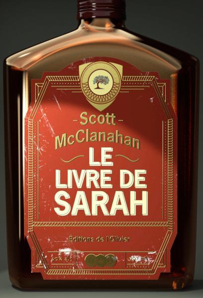 Scott McClanahan, Le livre de Sarah