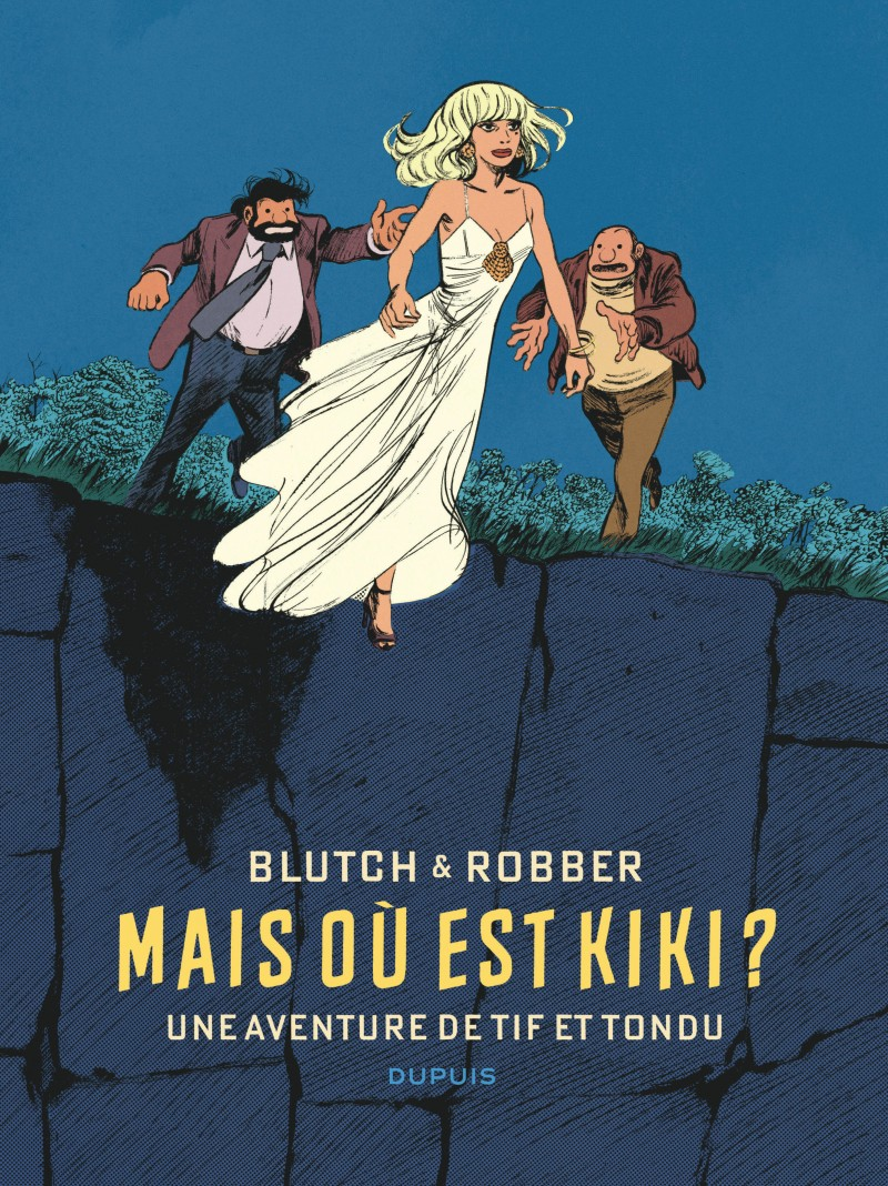 Blutch et Robber, Mais où est Kiki ?